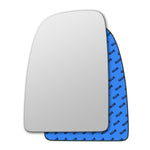Mirror glass for Citroen Jumper 2007 - 2016