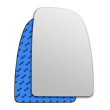 Mirror glass for Auto-Trail Tracker 2013 - 2020