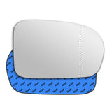 Mirror glass for Honda Civic US 2001 - 2005