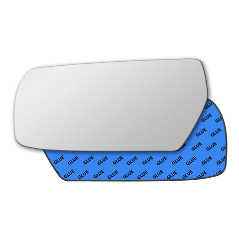 Mirror glass for Cadillac CTS Mk1 2003 - 2007