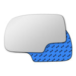 Mirror glass for Chevrolet Silverado 2006 - 2007