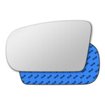 Mirror glass for Chevrolet Malibu Mk5 1997 - 2005