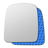 Mirror glass for Chevrolet Express 1500 2003 - 2007