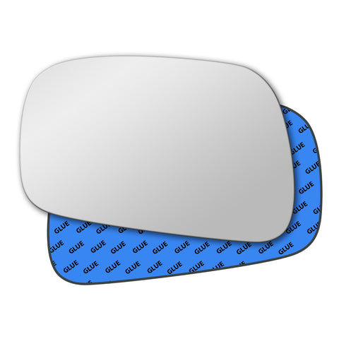 Mirror glass for Toyota Camry US 2001 - 2006
