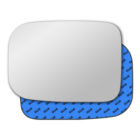 Mirror glass for GMC Blazer 1979 - 1986