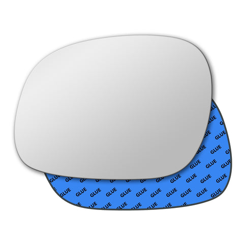 Mirror glass for Kia Carnival Mk1 1998 - 2002