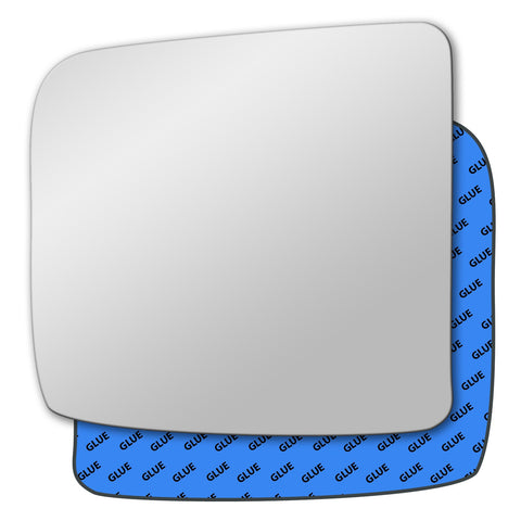 Mirror glass for Nissan Elgrand 1997 - 2002