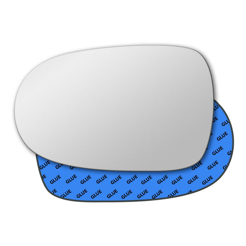 Mirror glass for Nissan Sentra 2000 - 2006
