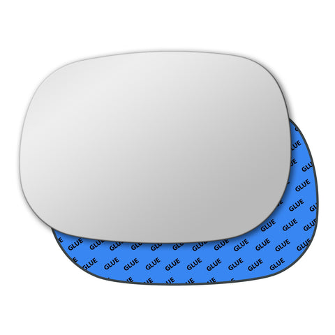 Mirror glass for Dodge Ram Mk3 1999 - 2003