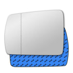 Mirror glass for Jeep Cherokee Mk2 1984 - 1996