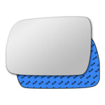 Mirror glass for Jeep Grand Cherokee Mk1 1996 - 1998