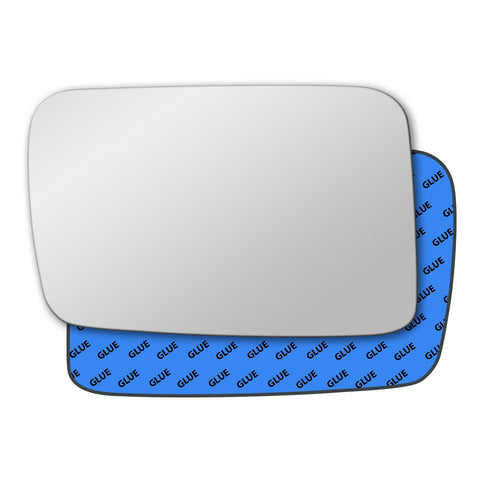 Mirror glass for Jeep Commander 2006 - 2010