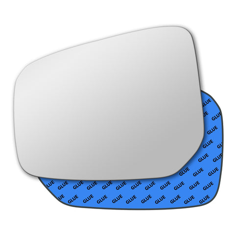 Mirror glass for Mitsubishi Space Star 2012 - 2020
