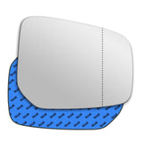 Mirror glass for Mitsubishi Mirage 2012 - 2020