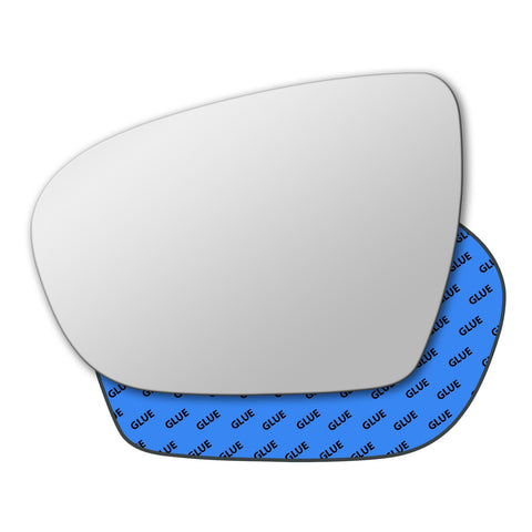 Mirror glass for Kia Carens Mk3 2013 - 2020