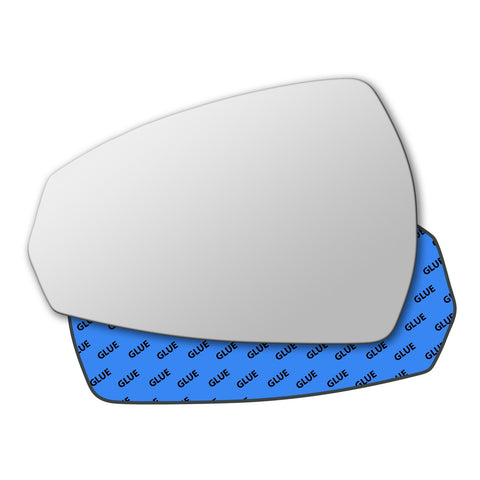 Mirror glass for Audi A3 Mk3 2013 - 2020