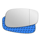Mirror glass for Fiat Stilo 2001 - 2007