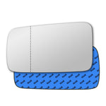 Mirror glass for Mercedes S Class W140 1990 - 1996