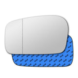 Mirror glass for Citroen Evasion 1994 - 2002