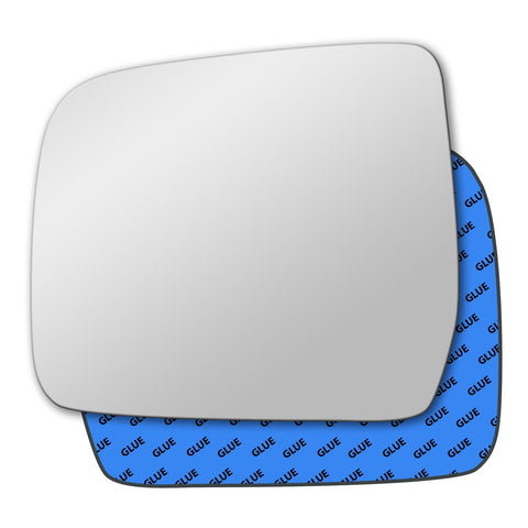 Mirror glass for Toyota Hilux Surf 1996 - 2002