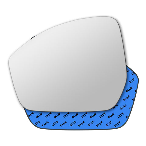 Mirror glass for Land Rover Range Rover Velar 2017 - 2020