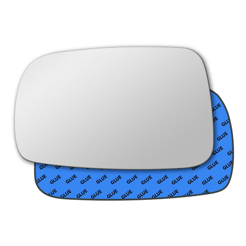 Mirror glass for Toyota Corolla Verso 2004 - 2009
