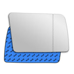 Mirror glass for Vauxhall Nova 1983 - 1993