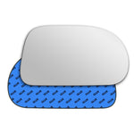 Mirror glass for Fiat Bravo 1995 - 2001