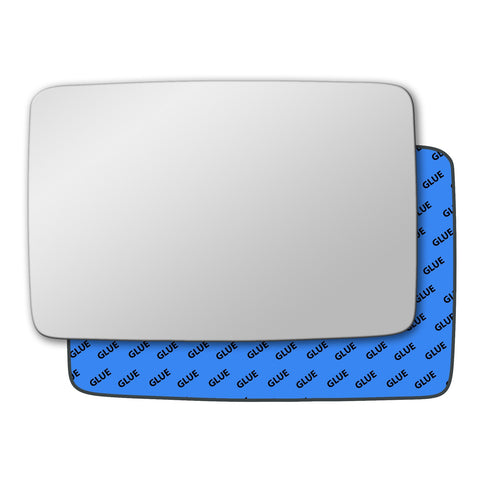 Mirror glass for Volkswagen Golf Mk2 1983 - 1992