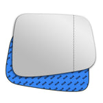Mirror glass for Honda Jazz Mk1 2005 - 2008