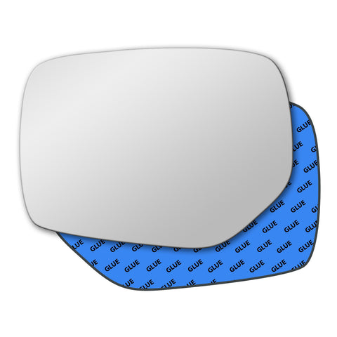 Mirror glass for Subaru Legacy Mk6 2014 - 2020