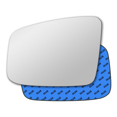 Mirror glass for Renault Espace Mk4 2011 - 2014