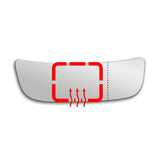 Mirror glass for Renault Trafic 2014 - 2020