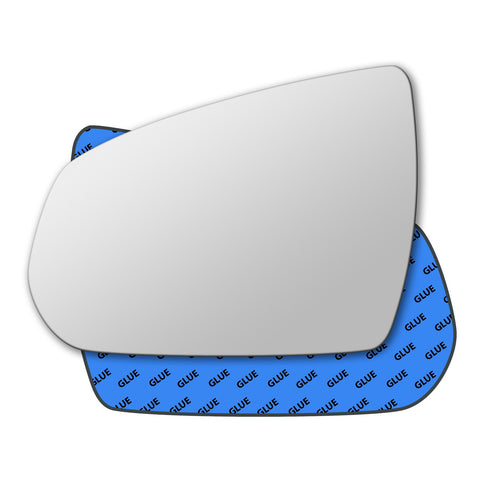 Mirror glass for Saab 9-4X 2011