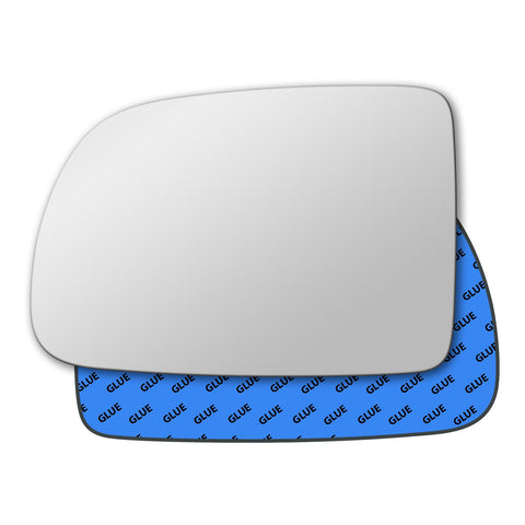 Mirror glass for Ford Freestar 2004 - 2007