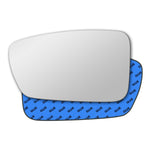 Mirror glass for Hyundai Sonata Mk6 2009 - 2014