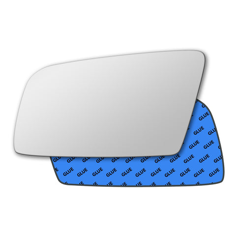 Mirror glass for BMW 5 series 2004 - 2010