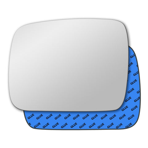 Mirror glass for Land Rover Range Rover Mk3 2002 - 2009