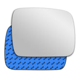 Mirror glass for Land Rover Discovery 3 L319 2004 - 2009