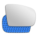 Mirror glass for Mercedes ML Class W163 2002 - 2005