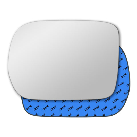 Mirror glass for Acura MDX Mk1 2000 - 2006