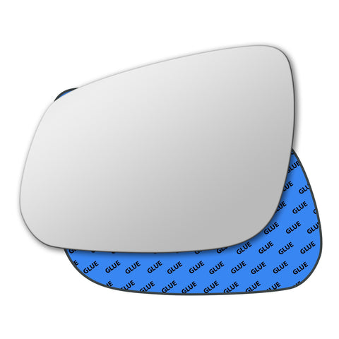 Mirror glass for Vauxhall Viva 2015 - 2020
