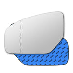Mirror glass for Honda Civic Mk9 2011 - 2015