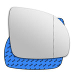 Mirror glass for Kia Picanto Mk1 2007 - 2011