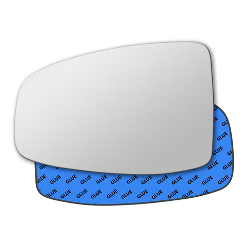 Mirror glass for Honda Jazz Mk3 2014 - 2020