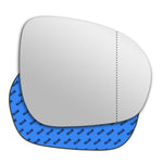 Mirror glass for Fiat 500X 2014 - 2020