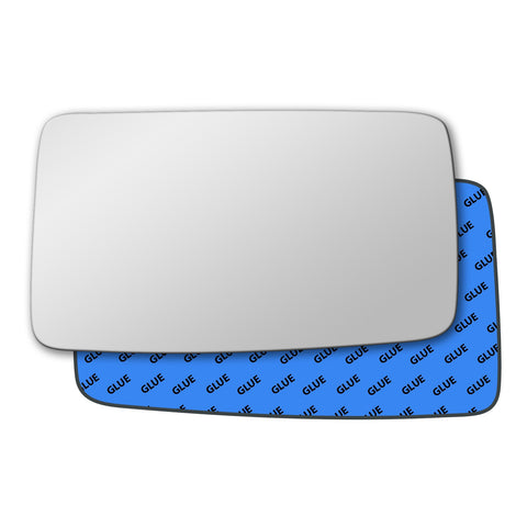 Mirror glass for Volkswagen Golf Mk3 1991 - 1999