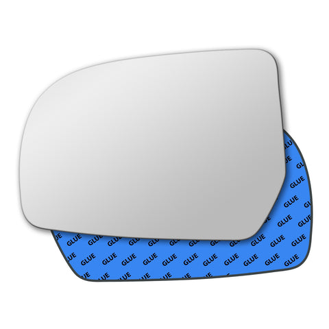 Mirror glass for Subaru Legacy Mk5 2010 - 2014