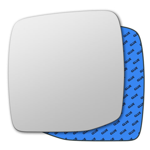 Mirror glass for Subaru Tribeca 2006 - 2014