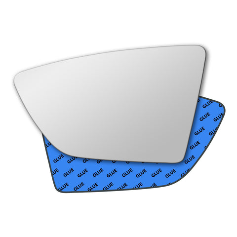 Mirror glass for Seat Leon Mk3 2012 - 2020